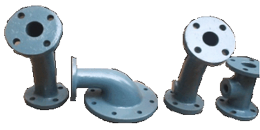 Manufacturers Exporters and Wholesale Suppliers of Alloy C I Bends & Fittings Gurgaon Haryana