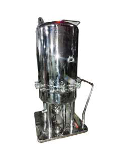 Manufacturers Exporters and Wholesale Suppliers of Filter press Gurgaon Haryana
