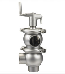 Manufacturers Exporters and Wholesale Suppliers of Flow Divert Valve Gurgaon Haryana