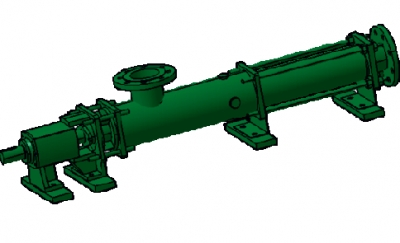 Manufacturers Exporters and Wholesale Suppliers of Hygenic Screw Pump- H Series Gurgaon Haryana