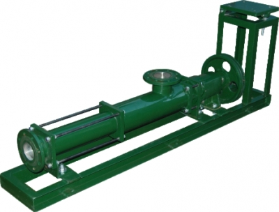 Manufacturers Exporters and Wholesale Suppliers of Industrial & Chemical Screw Pump- IC Series Gurgaon Haryana