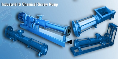 Manufacturers Exporters and Wholesale Suppliers of Industrial & Chemical Screw Pump Gurgaon Haryana