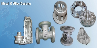 Manufacturers Exporters and Wholesale Suppliers of Metal & Alloy Casting Gurgaon Haryana