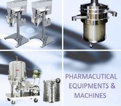 Manufacturers Exporters and Wholesale Suppliers of Pharmaceuticals Equipments & Machineries Gurgaon Haryana